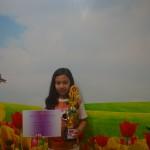 Alesya murid kelas 3 SD Stella Maris International mendapatkan piala dan sertifikat. Congrats!!!